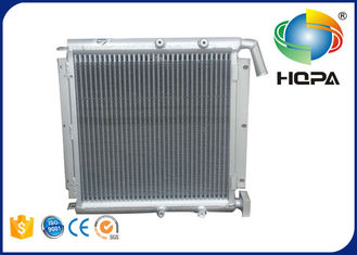 White Excavator Engine Parts Aluminum CAT 307B Hydraulic Oil Cooler